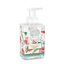 MICHEL WILD BERRY BLOSSOM FOAMING SOAP
