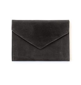 Fashionable Tigist Clutch- Black
