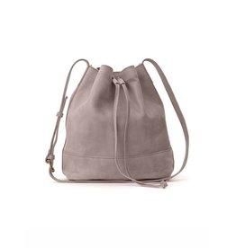 Fashionable Tadesse Bucket Bag- Pewter