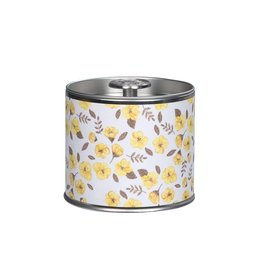 GREENLEAF SIG TIN BUTTERCUP FIELDS CANDLE