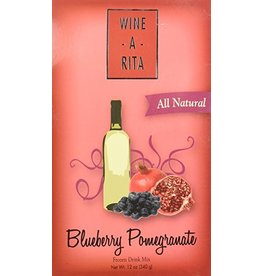 Wine-A-Rita BLUEBERRY POMEGRANATE - Wine-A-Rita