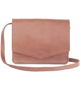 Fashionable TIGIST CROSSBODY BAG- DUSTY ROSE
