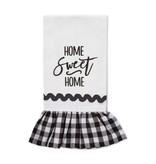HOME SWEET HOME TEA TOWEL