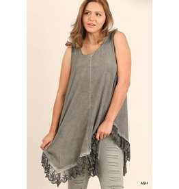 ALLISON A LINE PLUS TUNIC