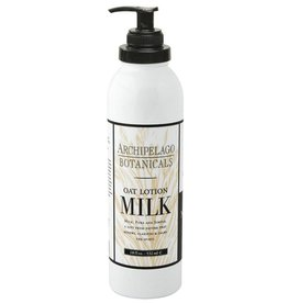 ARCHIPELAGO BOTANICALS OAT MILK BODY LOTION 18OZ