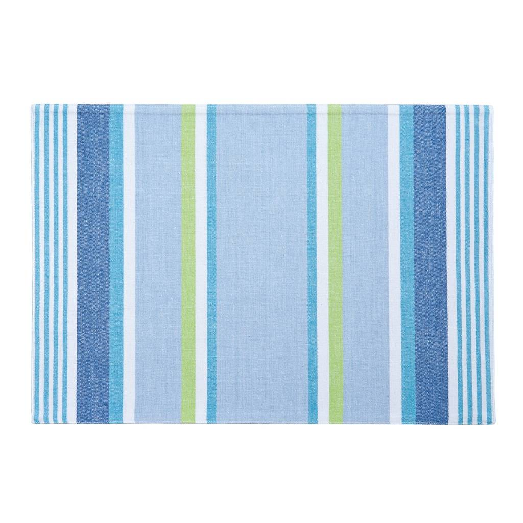 AWNING BLUE PLACEMAT
