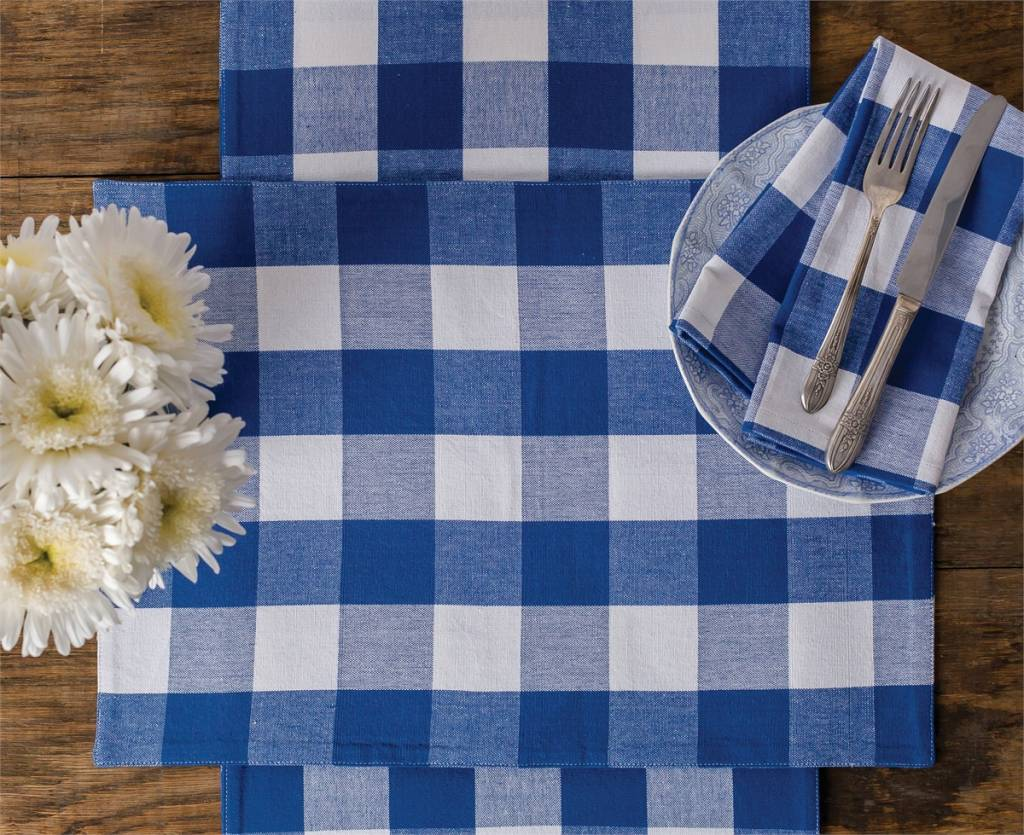 FRANKLIN BLUE NAPKIN