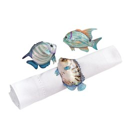 BOCA RATON FISH NAPKIN RING