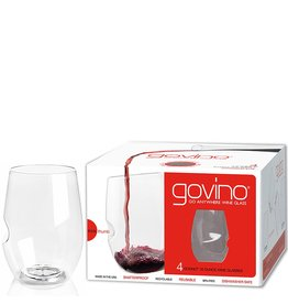 GOVINO GOVINO WINE GLASS SET OF 4