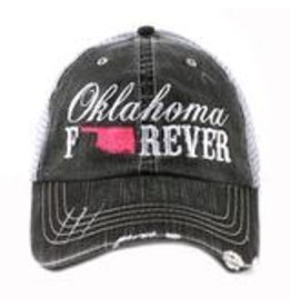 OKLAHOMA FOREVER TRUCKER HAT
