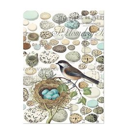 MICHEL NEST U0026 EGGS KITCHEN TOWEL