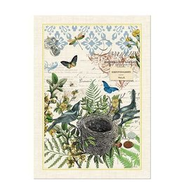 MICHEL INTO THE WOODS KITCHEN TOWEL