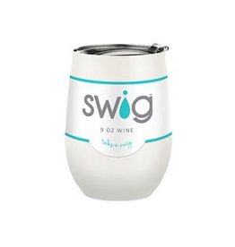 SWIG 9 OZ WINE CUP