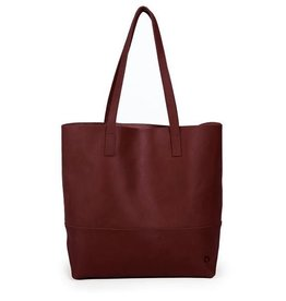Fashionable FASHIONABLE MAMUYE  TOTE BAG BURGUNDY