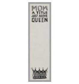 LIST NOTEPAD MOM QUEEN