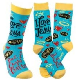 SOCK LOVE JESUS