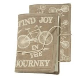 CANVAS NOTEBOOK FIND JOY UNLINED