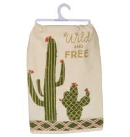 DISH TOWEL WILD & FREE