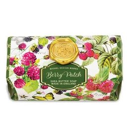 MICHEL BERRY PATCH LARGE BATH SOAP BAR