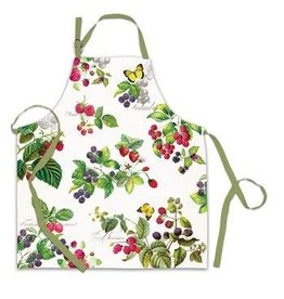 MICHEL BERRY PATCH APRON