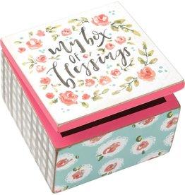 Box Sign Box - BLESSINGS