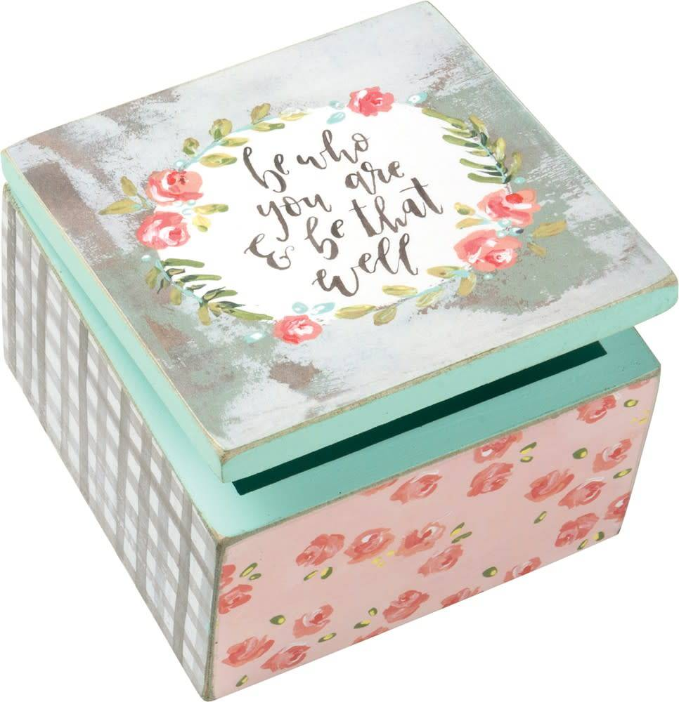 Box Sign Box - Beautiful