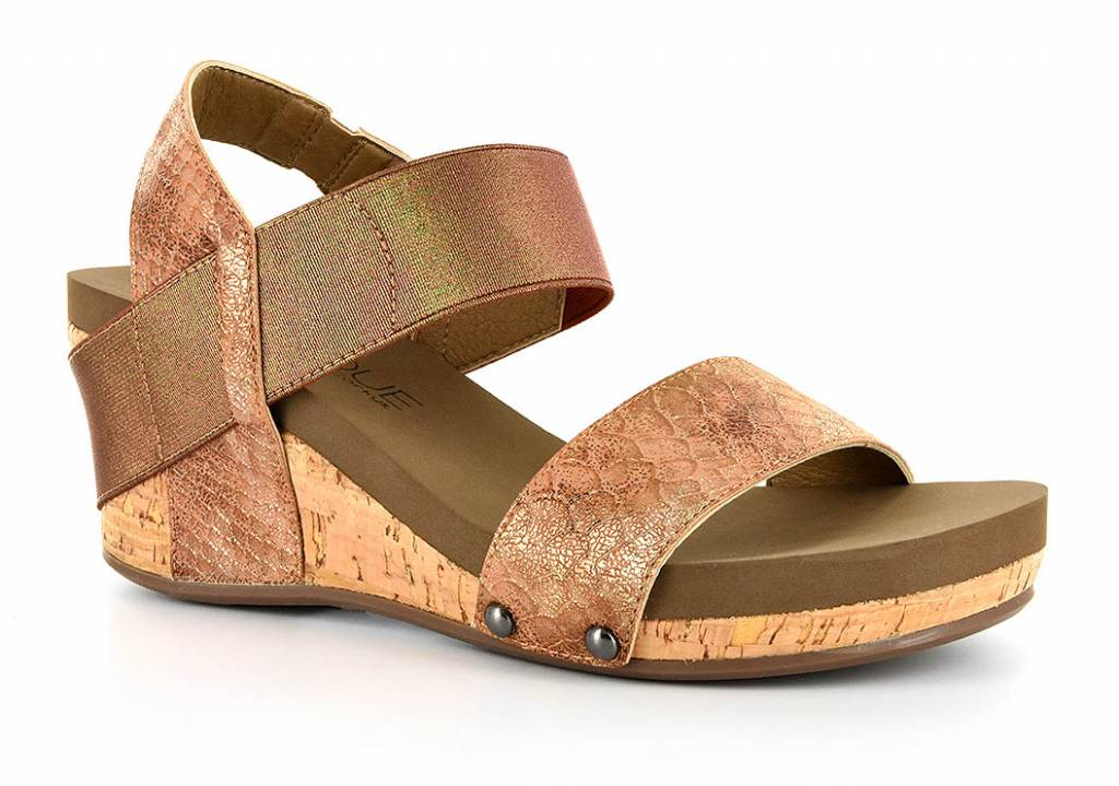 """BANDIT"" WEDGE SANDAL"
