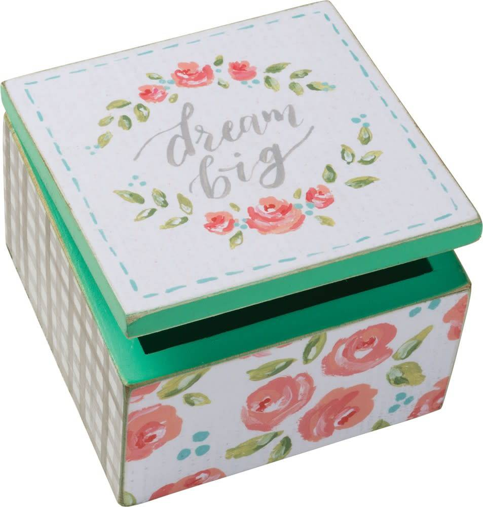 BOX SIGN BOX DREAM BIG