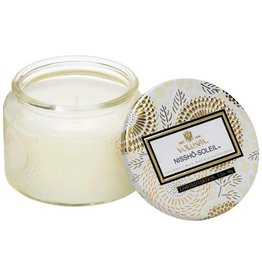 VOLUSPA PETIT GLASS JAR CANDLE 3.2OZ