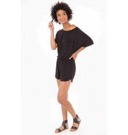 ZSUPPLY THE EMI SLEEK JERSEY ROMPER