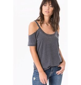 ZSUPPLY THE COLD SHOULDER TEE
