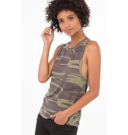 ZSUPPLY THE CAMO MUSCLE TEE