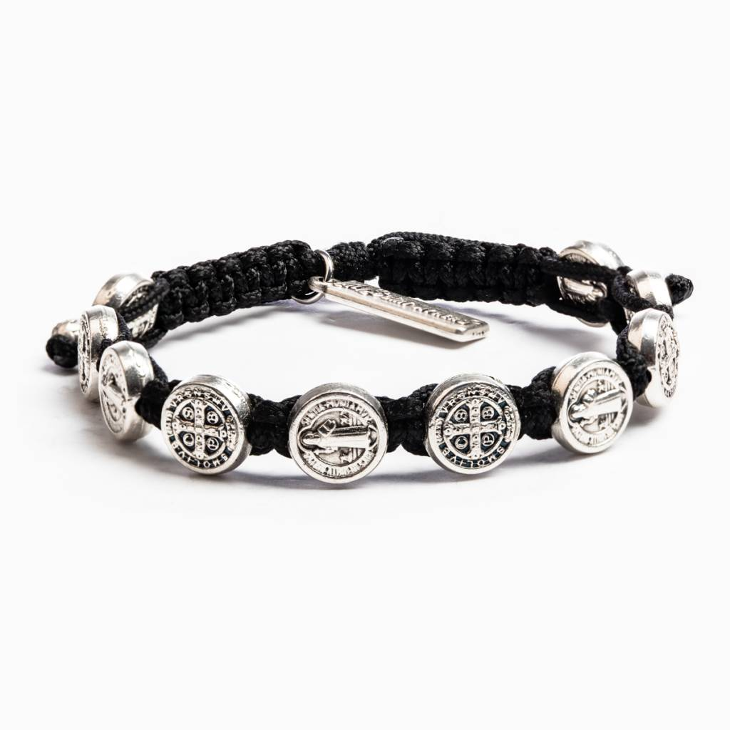 BENEDICTINE BLESSING BRACELET