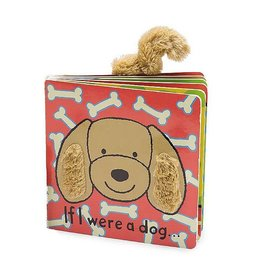 Jelly Cat BOOK - IF I WERE A DOG