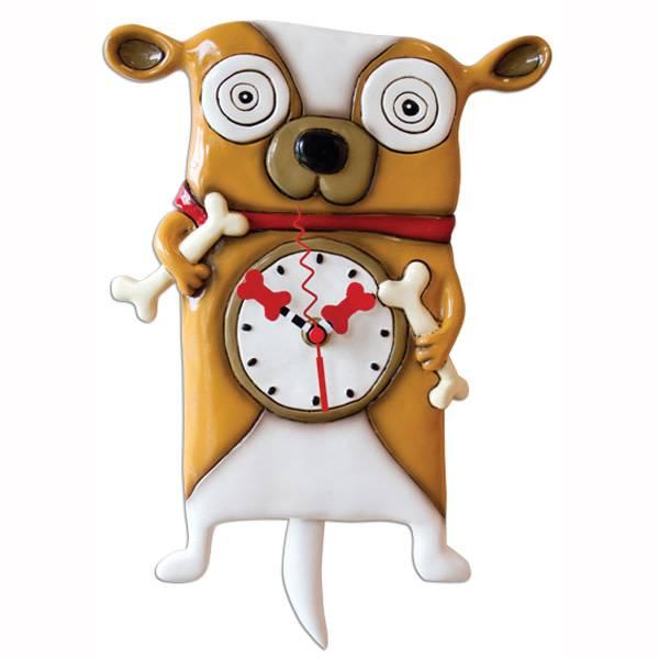 ALLEN CLOCKS ALLEN CLOCK ROOFUS (DOG)