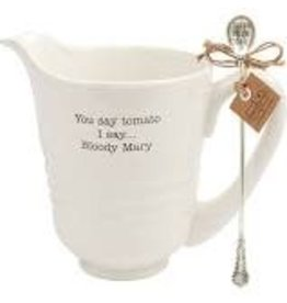 MUD PIE BLOODY MARY PITCHER