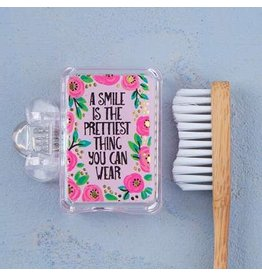 TOOTHBRUSH COVER SMILE IS THE PRETTIEST