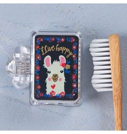 TOOTHBRUSH COVER LLIVE HAPPY