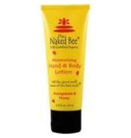 Naked Bee POMEGRANATE & HONEY LOTION 8OZ BOTTLE