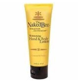 Naked Bee 2.25 OZ COCONUT AND HONEY HAND AND BODY LOTION