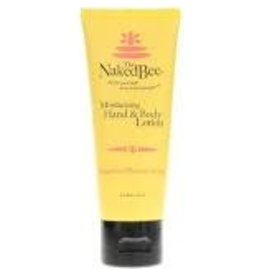Naked Bee 2.25 OZ GRAPEFRUIT AND HONEY HAND AND BODY LOTION