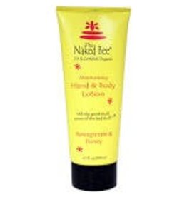 Naked Bee 6.7 OZ POMEGRANATE & HONEY HAND AND BODY LOTION