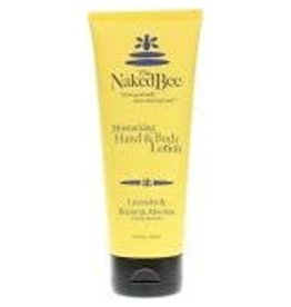 Naked Bee LAVENDER & BEESWAX ABSOLUTE LOTION 6.75OZ