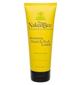 Naked Bee CITRON & HONEY HAND & BODY LOTION 6.75OZ