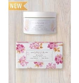 LOLLIA BREATHE BODY BUTTER