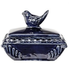 DECORATIVE BOX BLUE