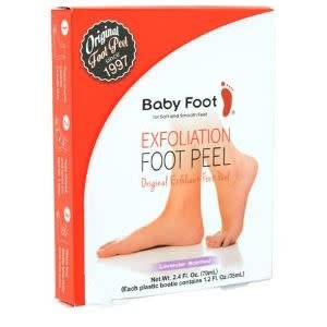 BABY FOOT BABY FOOT FEET CONDITIONING TREATMENT