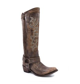 LIBERTY BLACK VINTAGE CANELA BOOT