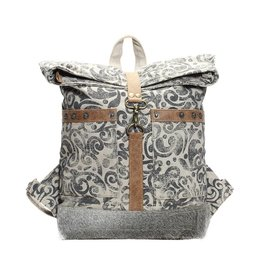 Myra FOLDOVER BACKPACK BAG