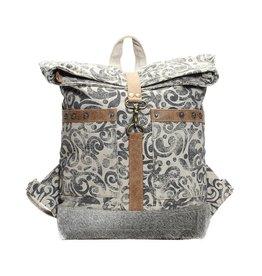 Myra FOLDOVER BACKPACK BAG